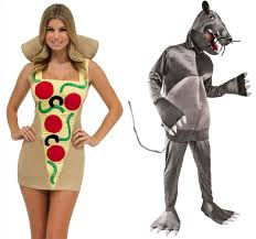10 Halloween Costumes Girls Couples Costumes 2015 Pop Culture Influenced Couples Costumes