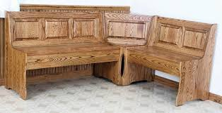 home design amazing kitchen corner bench plans pid 12795 amish