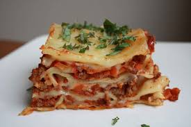 Lasagna Bolognese by Chef Shireen Anwar
