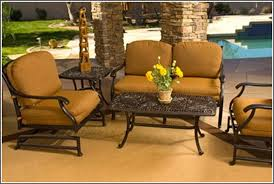 Atlanta Outdoor Furniture by Clermont Cast Furniture Outdoor Patio Furniture Atlanta