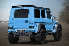 mercedes truck 4x4 mansory mercedes benz g500 4 4 hiconsumption