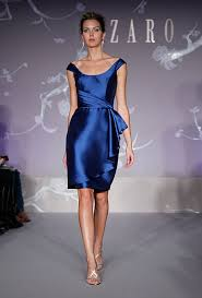 lazaro bridesmaid dresses fall 2011 bridesmaid dress collections by lazaro blue
