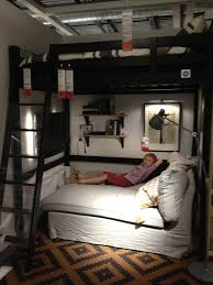 pin by kryougi on small home comforts ikea loft bed ideas