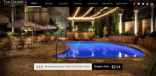 hotel website design hotel website design trends worth talking about travel tripper