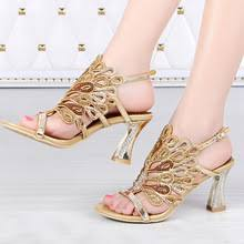 wedding shoes chunky heel compare prices on blue evening sandals online shopping buy low
