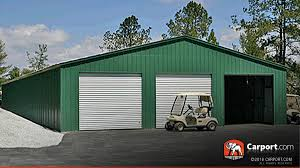 Barns Garages Missouri Carports Metal Buildings And Garages