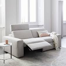Recliner Sofa On Sale Enzo Reclining Sofa 76 West Elm