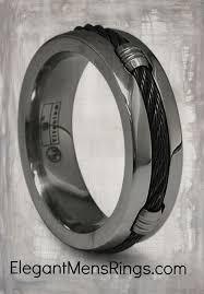 black titanium rings 103 best mens titanium rings images on mens titanium