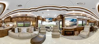 Luxury Rv Floor Plans by Zephyr 2017 Tiffin Motorhomes