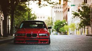 bmw stanced cars tuning bmw 3 series tuned stance e36 wallpapers