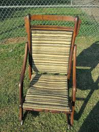 Barber Chairs For Sale Craigslist Red Shed Folding Rocking Chair Folding Rocking Deck Chair Limited