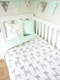 Giraffe Nursery Decor Grey And Mint Chevron Giraffe Nursery Items Giraffe Nursery