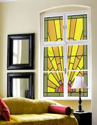 decorating elegant design of artscape window film for your sweet