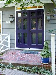front doors winsome plum front door what color front door goes