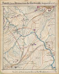 Map Of Oxford Ohio by Confederate Railroad Maps