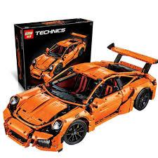 Jual Lego Lepin Technics Mobil Balap Porsche 911 Gt3 Rs 20001 Di