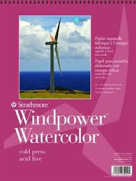 windpower watercolor pads flax art u0026 design