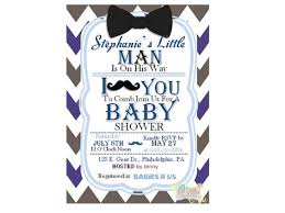 bow tie baby shower mustache and bow tie baby shower invitations theruntime