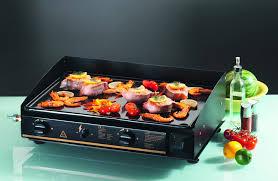 cuisiner à la plancha gaz plancha à gaz 2 brûleurs seignosse