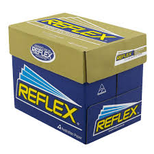 paper ream box reflex 100 recycled 80gsm a4 copy paper 5 ream officeworks