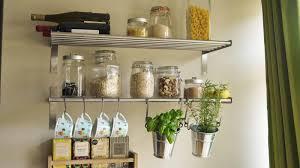 Modern Kitchen Shelving Ideas Kitchen Hanging Shelves Home Design Ideas