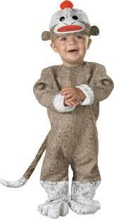 sock monkey costume baby sock monkey costume