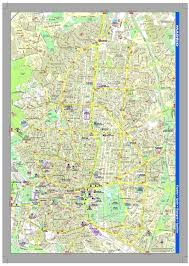 Madrid Map Madrid Tourist Map Monuments In Madrid Madrid City Guide Madrid