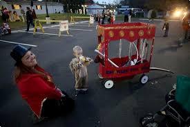 Golf Halloween Costumes Kids Parents Compete Halloween Costume Contest Pottstown