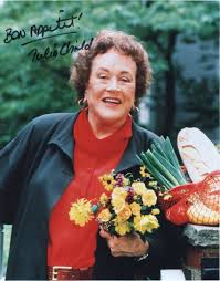inspiring quotes from julia child