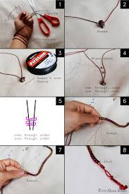 beaded wrap bracelet tutorials images Pretty quirky pants diy bead wrap bracelet jpg