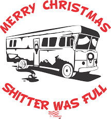 merry shitter was womens shirt chaos vintage
