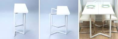 small folding kitchen table fold away table and chairs for kitchen small folding dining table