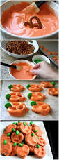 easy pumpkin pretzels i u0027ve done this a different way for a