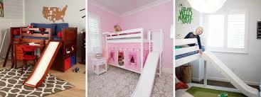 slide beds for kids best bunk beds u0026 loft beds maxtrix