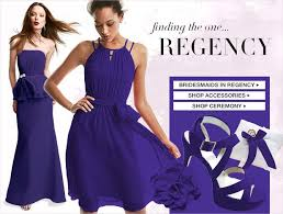 regency purple bridesmaid dresses regency color palettes bridesmaid dresses by color david s