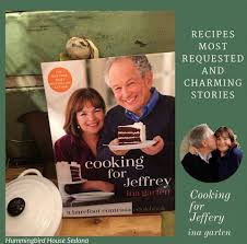 america u0027s bestselling cookbook author ina garten and her husband