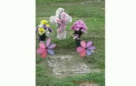 cemetery flower arrangements grave flower arrangements
