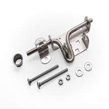 Garage Door Sliding by Holmes Hally Al2p Garage Door Slide Bolt Lock Kit Amazon Com