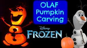 easy pumpkin carving ideas pumpkin carving olaf disney frozen pumpkin carving ideas halloween