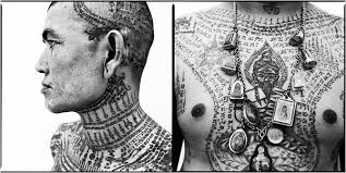 sacred ink beautifully intricate traditional thai tattoos