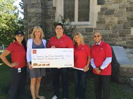 Soup Kitchen Volunteer Nj by Community Soup Kitchen Awarded 7 500 By Morristown Area Bank