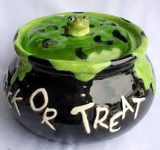 196 best halloween cookie treat jars images on pinterest
