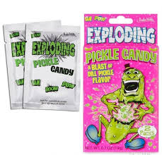 pickle candy exploding pickle candy pickleballcentral the pickleball