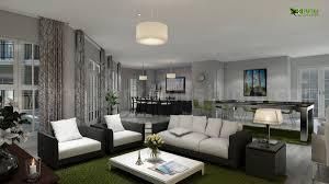 astounding interior design for living room and kitchen modern