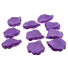 where can i buy petals 1000pcs purple silk petals malva for wedding party decoration