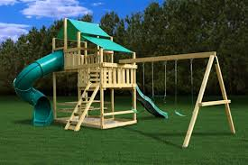Building A Backyard Playground by Outdoor Wooden Swing Set Plans Swingset Plans For Your