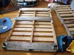 Platform Bed Pallet Hey Little Momma P Is For Platform Bed