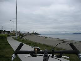 Alki Beach Trail West Seattle by Cycling Affair May 2011