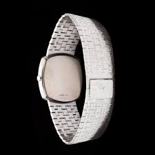 piaget automatic piaget 18k white gold automatic 66mint estate jewelry