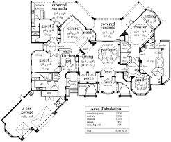 villa house plans spectacular mediterranean villa 33550eb 1st floor master suite